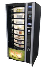 AbHof – Eierautomat Typ: Necta Starfood