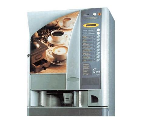 Kaffeeautomat-Zanussi-Brio-Original