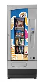 Eisautomat - GPE DRX Frozen